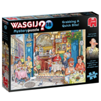 Wasgij Mystery 18 - Een snelle hap! - 1000 stukjes