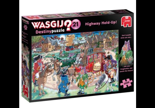 Jumbo Wasgij Destiny 21 - Highway Hold-up! -  1000 pièces