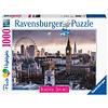 Ravensburger De skyline van Londen - 1000 stukjes