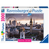 Ravensburger The skyline of London - puzzle of 1000 pieces