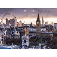 thumb-De skyline van Londen - 1000 stukjes-2