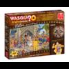 Jumbo Wasgij Original 4 Retro - Een dag om nooit te vergeten!  - 1000 stukjes