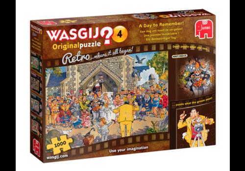 Wasgij original Retro 4 - 1000 pièces