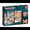 Jumbo Wasgij Mystery 4 Retro - Live entertainment - 1000 stukjes
