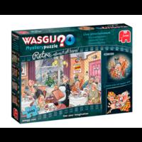 thumb-Wasgij Mystery 4 Retro - Live entertainment - 1000 stukjes-1