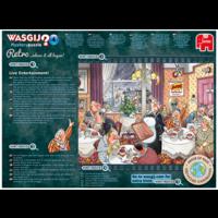 thumb-Wasgij Mystery 4 Retro - Live entertainment - 1000 stukjes-3