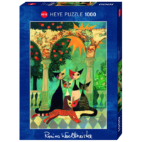 thumb-The Arcade - R. Wachtmeister - puzzle of 1000 pieces-1