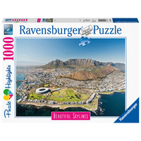 thumb-The skyline of  Cape Town - puzzle of 1000 pieces-2