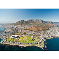 thumb-The skyline of  Cape Town - puzzle of 1000 pieces-1