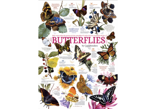 Butterfly Quotes - 1000 pieces
