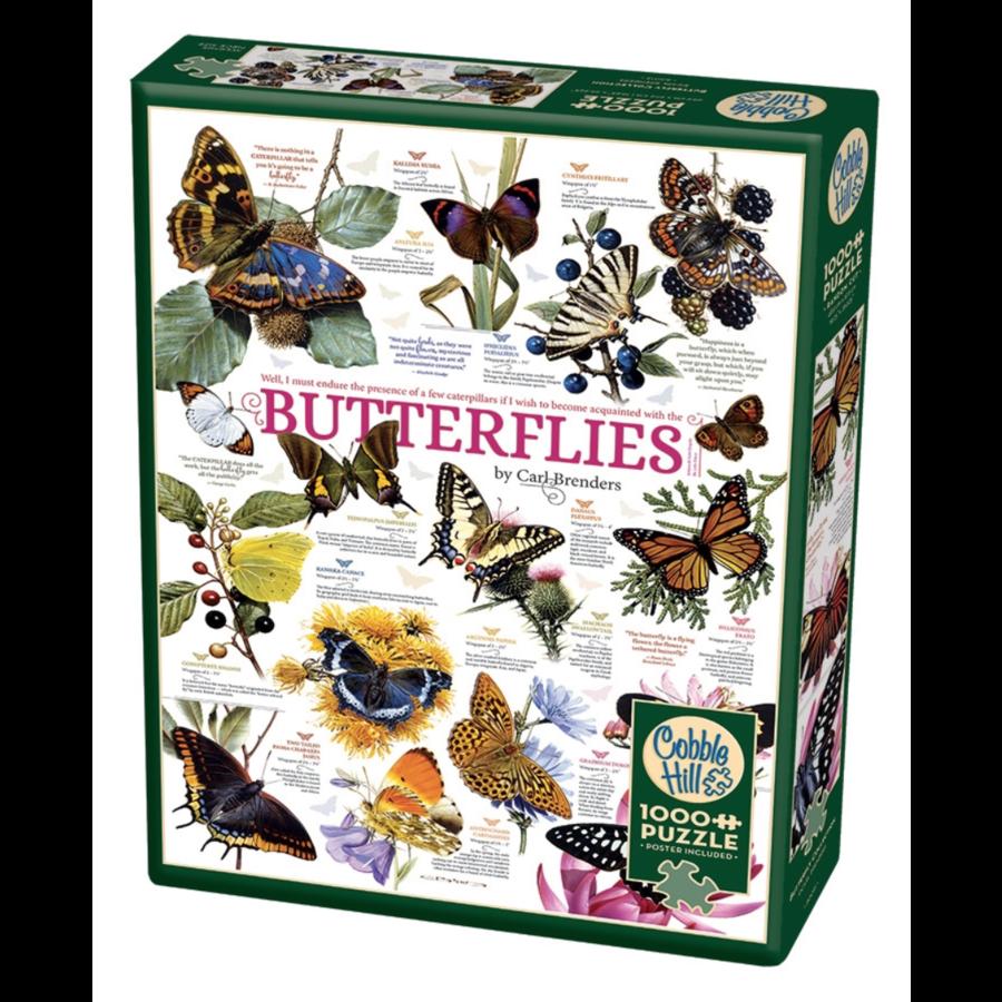 Vlinder Citaten - 1000 stukjes-2