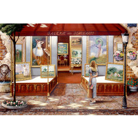 thumb-Gallery of  Fine Arts- puzzle of 3000 pieces-1