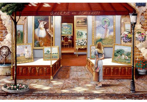 Gallery of  Fine Arts - 3000 pieces