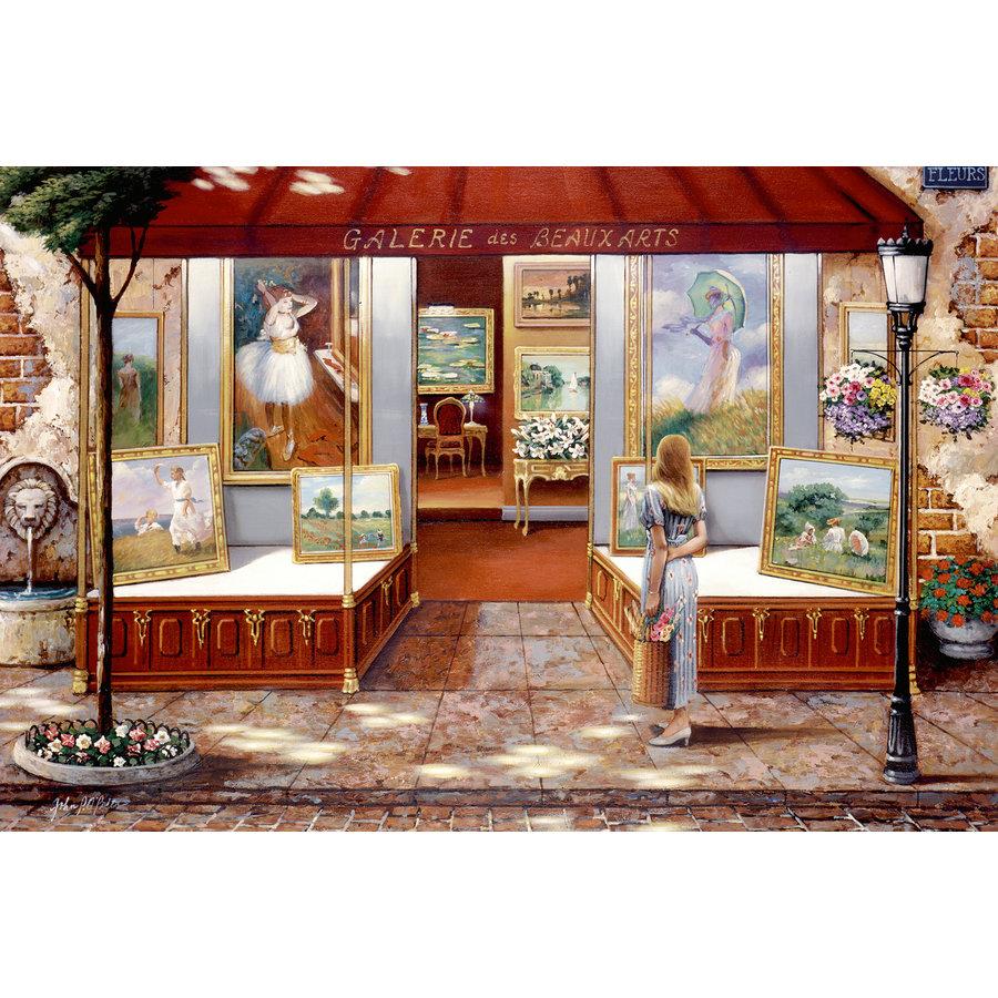 Gallery of  Fine Arts- puzzle of 3000 pieces-1
