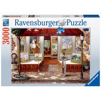 thumb-Gallery of  Fine Arts- puzzle of 3000 pieces-2