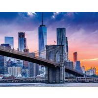 thumb-De Brooklyn à Manhattan  - puzzle de 2000 pièces-1