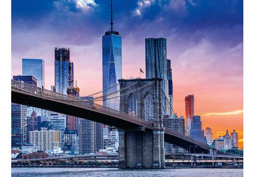 Ravensburger De Brooklyn à Manhattan - 2000 pièces