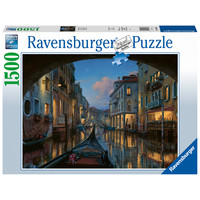 thumb-Venetian dream - puzzle of 1500 pieces-2
