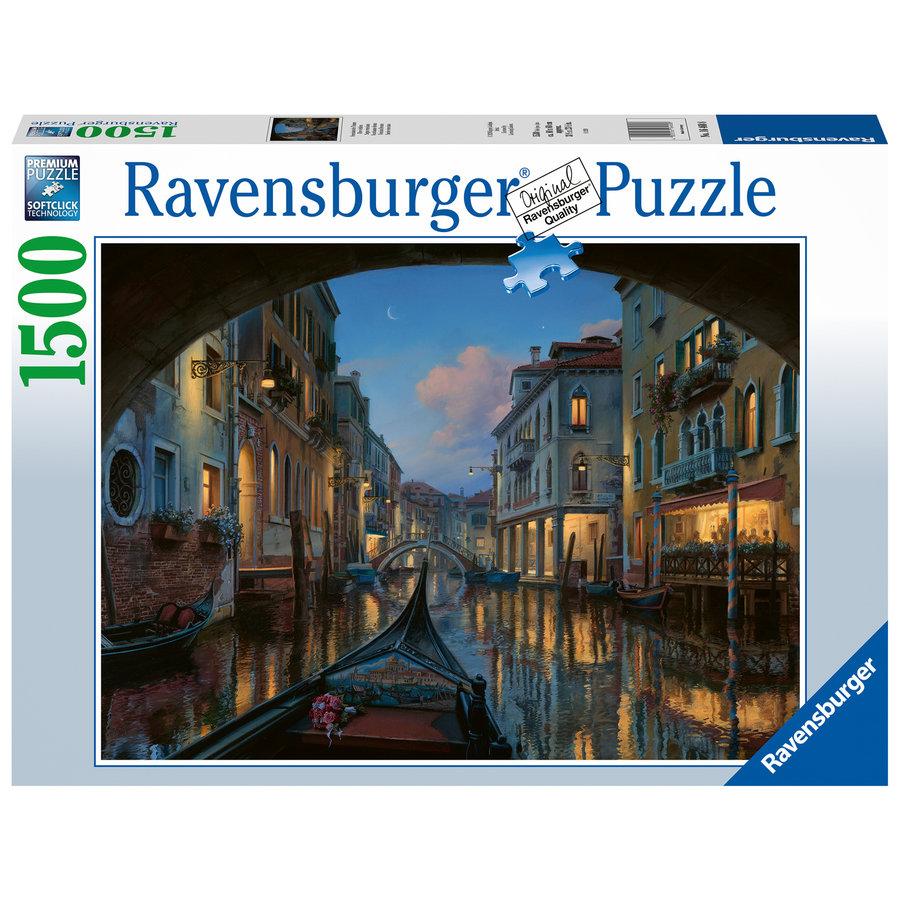 Venetian dream - puzzle of 1500 pieces-2