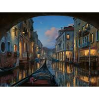 thumb-Venetian dream - puzzle of 1500 pieces-1