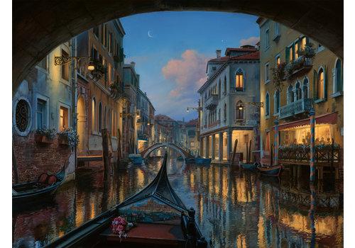 Venetiaanse droom - 1500 stukjes