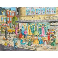 thumb-Sidewalk Fashion - puzzel van 1500 stukjes-1