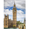 Ravensburger Funny cat on Big Ben - puzzle of 1500 pieces
