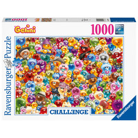 thumb-Gelini - Challenge - puzzle of 1000 pieces-2