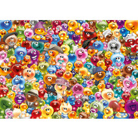 thumb-Gelini - Challenge - puzzle of 1000 pieces-1