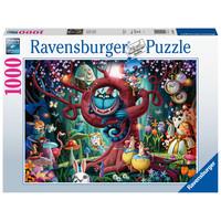 thumb-Bijna iedereen is gek - puzzel van  1000 stukjes-2