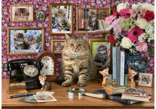 Ravensburger My kitten - 1000 pieces