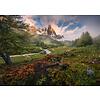 Ravensburger Picturesque atmosphere  - puzzle of 1000 pieces