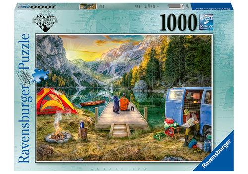 Calm Campsite- 1000 pieces