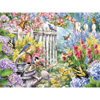 thumb-De lente begint - puzzel van 300 XXL stukjes - Exclusiviteit-1