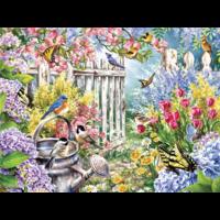 thumb-Le réveil du printemps - puzzle de 300 pièces XXL-1