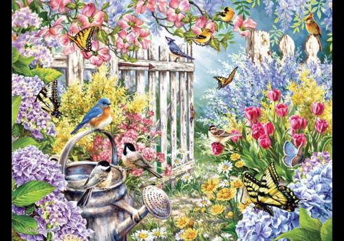 Ravensburger Le réveil du printemps - 300 pièces XXL