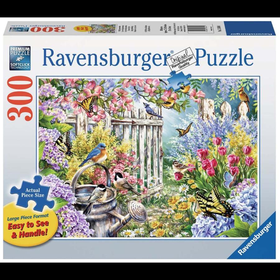 De lente begint - puzzel van 300 XXL stukjes - Exclusiviteit-2