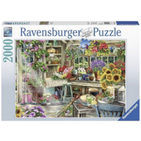 thumb-Gardener's Paradise - puzzle of 2000 pieces - Exclusive offer-2
