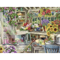 thumb-Gardener's Paradise - puzzle of 2000 pieces - Exclusive offer-1