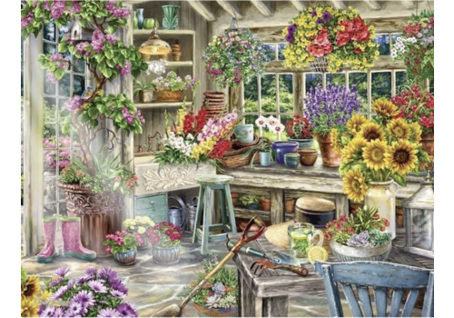 Gardener's Paradise - 2000 pieces - Exclusive offer