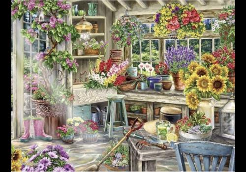 Paradijs van de tuinman - 2000 stukjes - Exclusiviteit