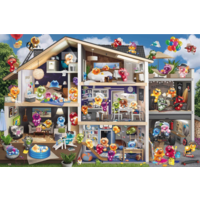 thumb-Gelini's house - puzzle of 5000 pieces - Exclusive-2