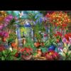 Bluebird Puzzle Tropische serre - puzzel van 1000 stukjes
