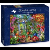 thumb-La Serre Tropicale - puzzle de 1000 pièces-2