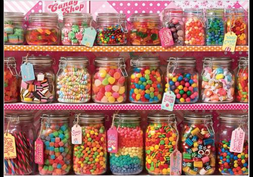 Snoepwinkel - 35 stukjes