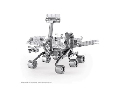 Metal Earth Mars Rover - puzzle 3D
