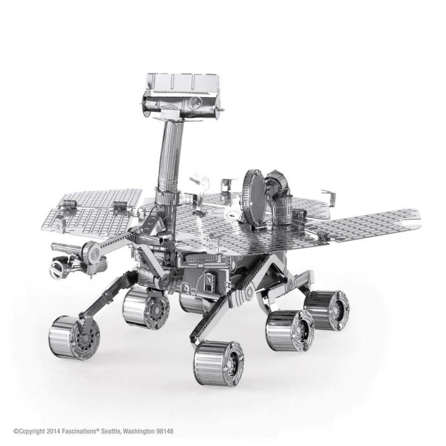 Mars Rover - 3D puzzel-1