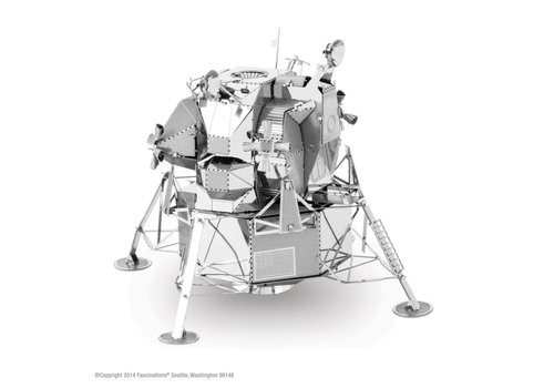 Apollo Lunar Module - 3D puzzle