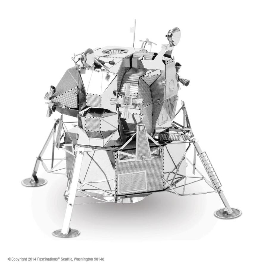 Apollo Lunar Module - 3D puzzel-1