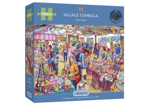 Village Tombola - 500 XL pieces